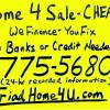 Homes for Sale, Rent, Rent-to-Own, Handyman Specials, Work For Equity - We Finance, You Fix - Triad Area - Various Addresses